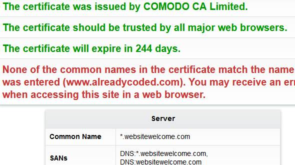 Website Ssl Certificate Tracking Tool | White Label SEO Tools